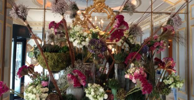 Amazing flowers @ The Four Seasons, Geneva
