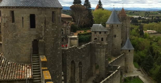 Citadel, Carcassonne